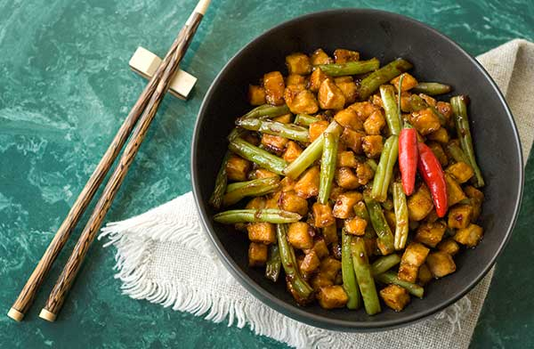 Gluten-free-Tofu-and-Green-Beans-Recipe